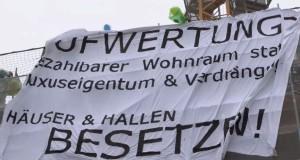 Aufwertung - Besetzen, Stadt der Zukunft Arte 25.2.14