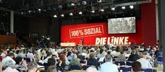 Parteitag 100% sozial