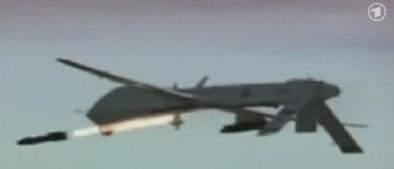 Drohne Abschuss