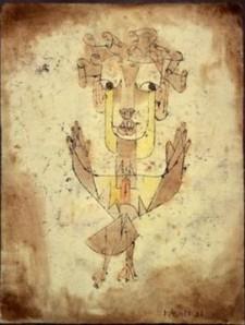 Klee, Angelus Novus,1920