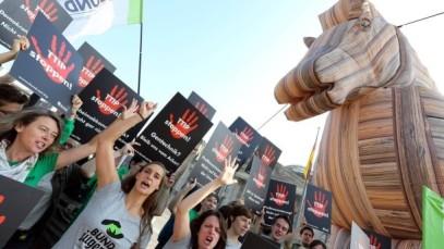 FAZ TTIP-Widerstand